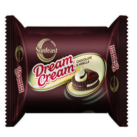 Sunfeast Bounce Dream Cream Choco Vanilla Pack of 10 - saagbazaronline.myshopify.com