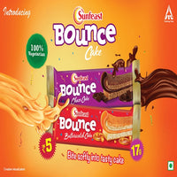 Sunfeast Bounce biscuits Pack of 10 - saagbazaronline.myshopify.com