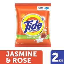Load image into Gallery viewer, Tide Plus Detergent Washing Powder - Extra Power Jasmine & Rose - saagbazaronline.myshopify.com