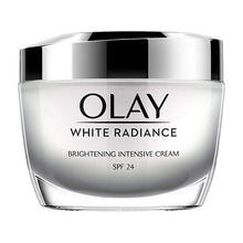Load image into Gallery viewer, Olay White Radiance Brightening Intensive Day Cream SPF24 UVA Moisturiser - saagbazaronline.myshopify.com