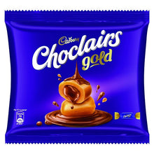 Load image into Gallery viewer, Cadbury Choclairs Gold (25 Candies) Home Pack