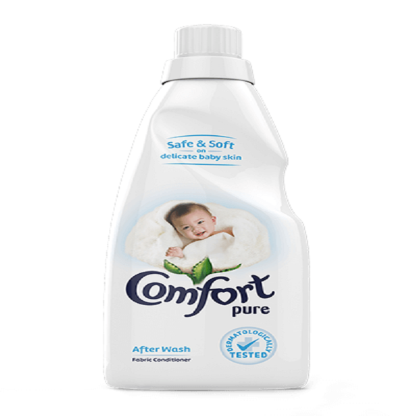 Comfort Pure After Wash Pure Fabric Conditioner for Baby - 860 ml - HomeTopUp