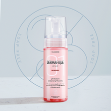 Load image into Gallery viewer, Dermafique Ph Restore Cleansing Mousse, Pink, 150ml - saagbazaronline.myshopify.com