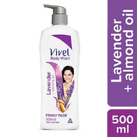Vivel Glycerin + Honey Body wash 500 ml - saagbazaronline.myshopify.com