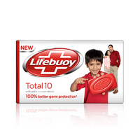 Lyfebuoy Total 10 Germ Protection Soap Bar pack of 4 - saagbazaronline.myshopify.com