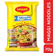 Load image into Gallery viewer, Nestlé MAGGI 2-minute Instant Noodles, Masala - saagbazaronline.myshopify.com