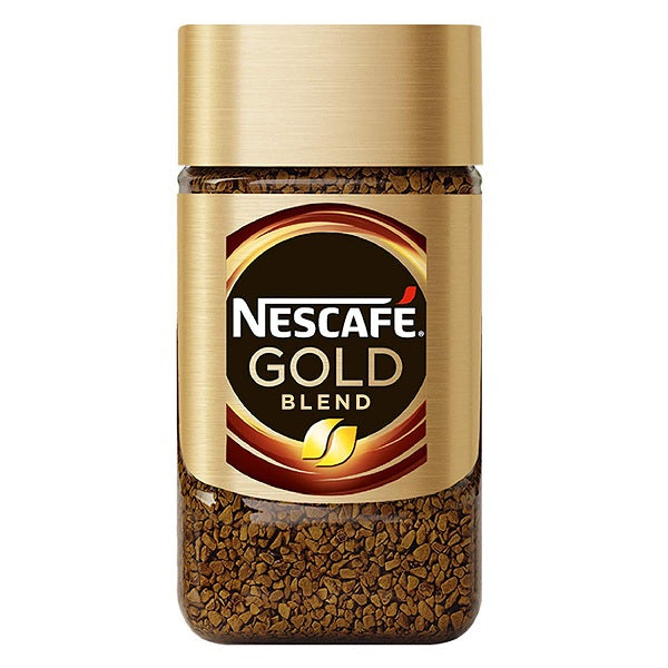Nescafe Gold Rich and Smooth Coffee Powder, 200g Glass Jar - saagbazaronline.myshopify.com