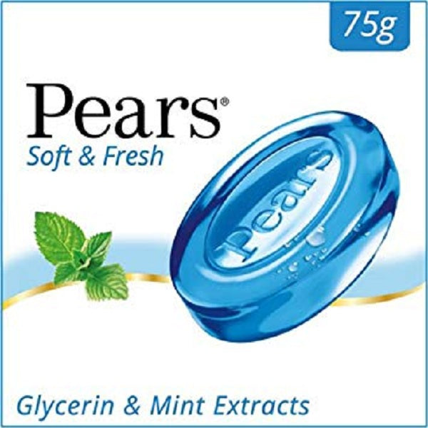 Pears Soft & Fresh Bathing Bar - saagbazaronline.myshopify.com