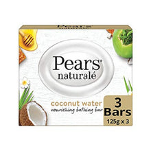 Load image into Gallery viewer, Pears Naturale Coconut Nourishing Soap Bar - saagbazaronline.myshopify.com