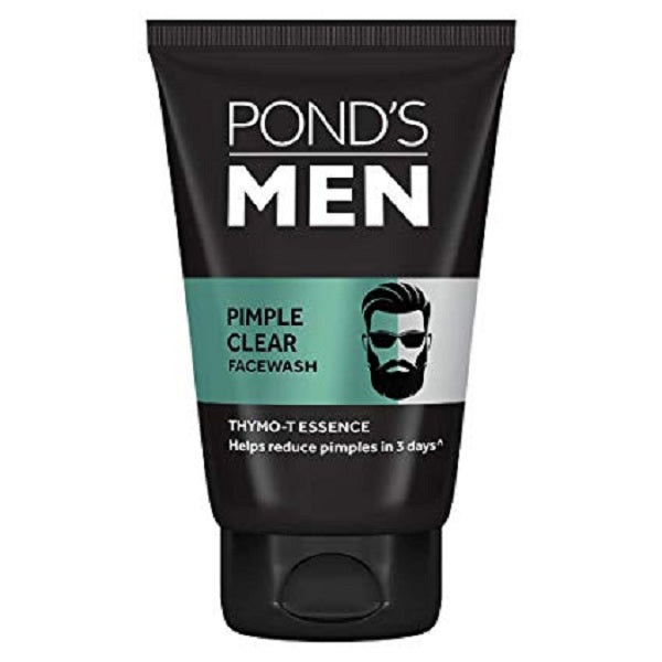 Ponds Pimple Clear Face Wash for Men - HomeTopUp