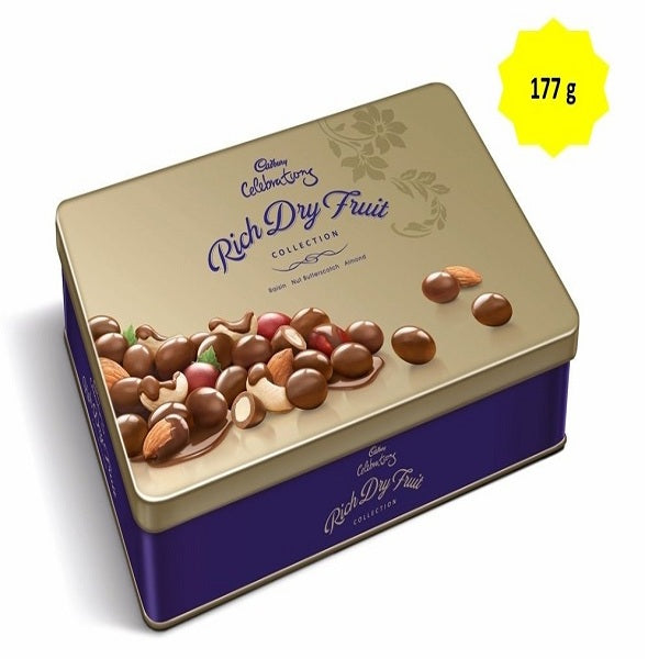 Cadbury Celebrations Rich Dry Fruit Chocolate Gift Pack
