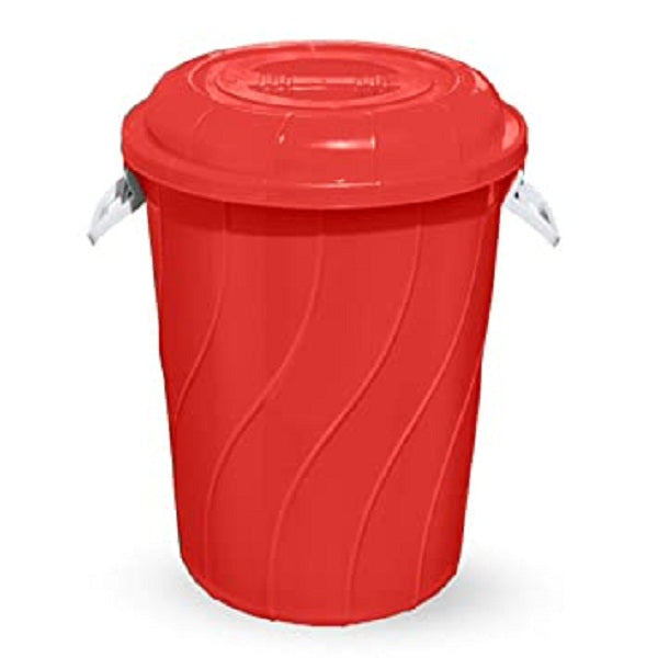 Milton Tusker Storage Bucket With Lid