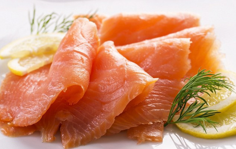 NORSK NORWEGIAN SLICED SALMON TRIPLE C POULTRY BRISBANE