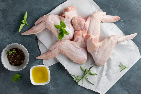 Chicken Wings 1 Kg buy online Brisbane Meat Wholesale for restaurant
