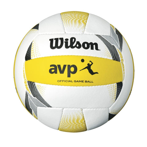 The official AVP Beach Volleyball