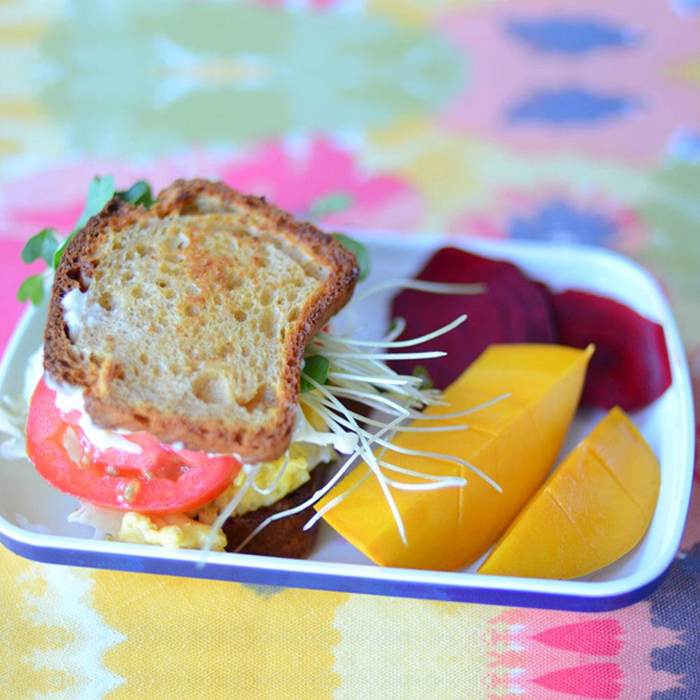 mirepoix, oomph, oomph cooking blends, egg sandwich,, dinner, egg salad sandwich, lunch, sandwiches