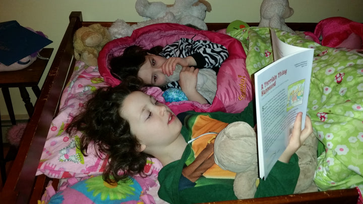 Bedtime routines are very important for children of all ages…