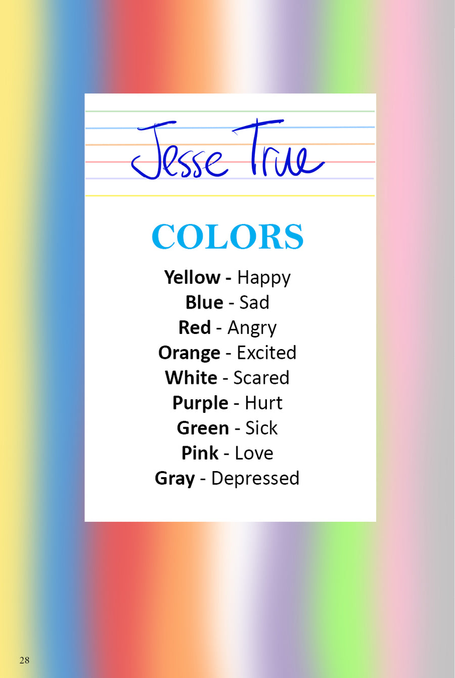 Jesse True Series FREE EBOOK - Book 1