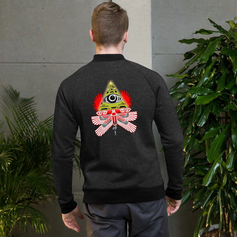 EGYPTIAN LOVER UNISEX BOMBER