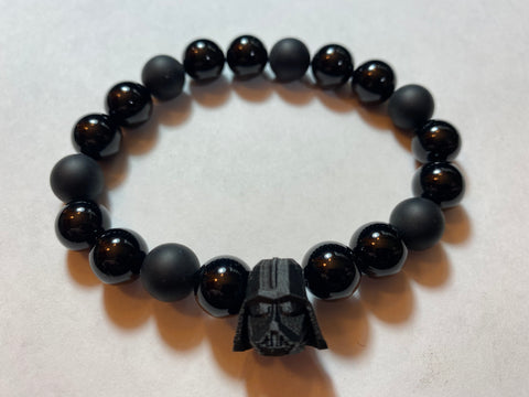 DARTH VADER MATTE and POLISHED ONYX