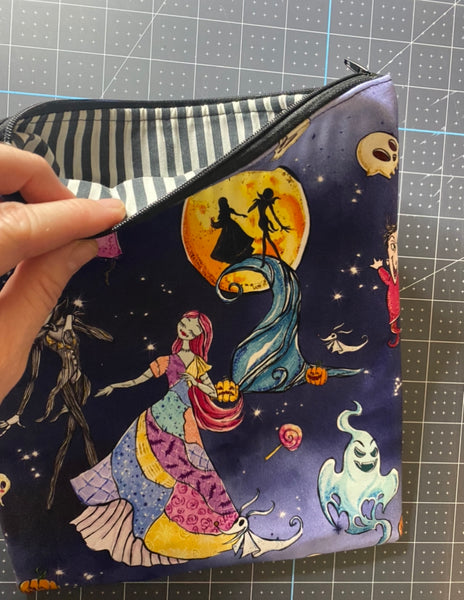 Nightmare before Christmas pouch