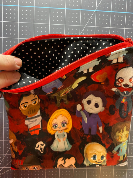HORROR KIDS POUCH