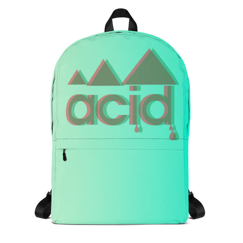 3d ACID BACKPACK - BFLY