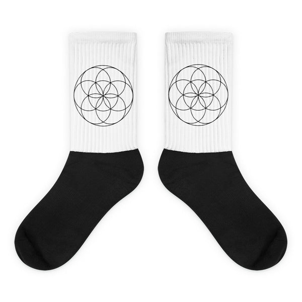SEED OF LIFE Socks - BFLY