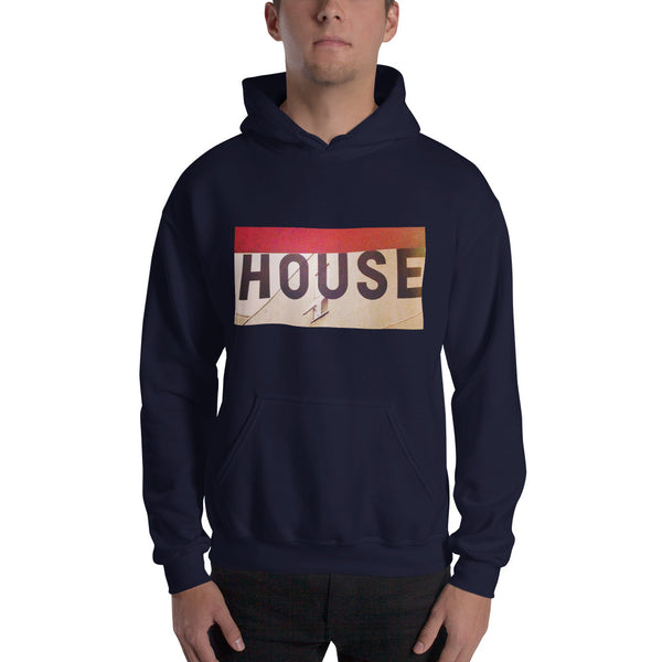 HOUSE Hooded Sweatshirt - BFLY