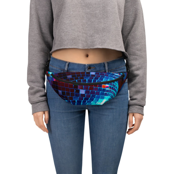 DISCO BALL FANNY PACK