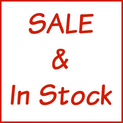 SALE & In Stock