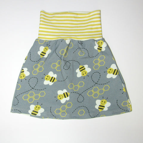 Custom Made Skirt without Pockets - Pick your Own Fabric Combination