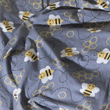 Custom Made Babygrow- Pick your Own Fabric Combination