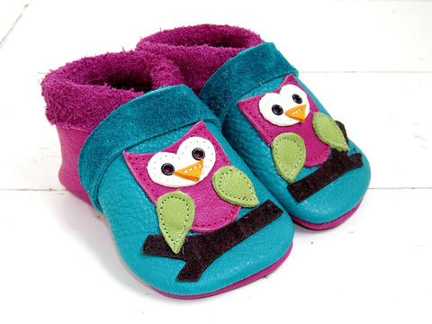 Sweet Owl Kinder Feet - 1