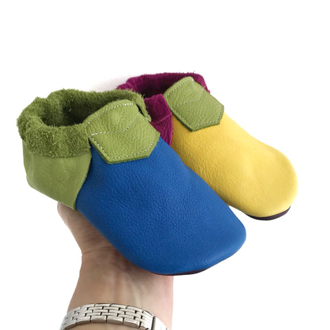 Multicolour Shoes - Size UK9/EU27
