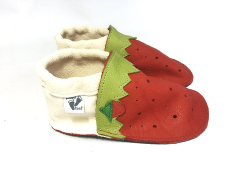 Little Strawberry - Gummi Shoes - Choose Colours