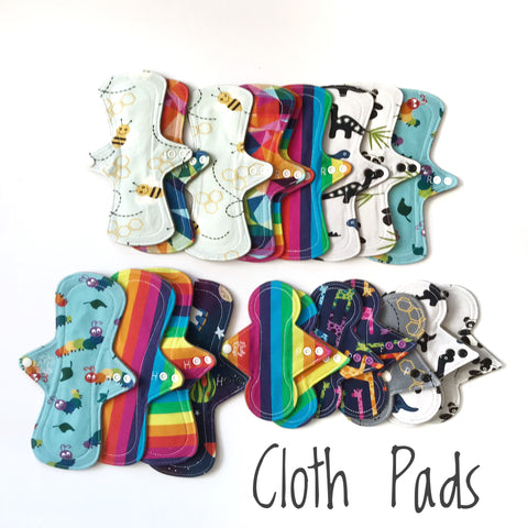 Surprise Cloth Pads