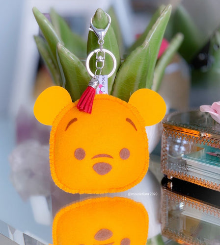 Bear | Mouse Keychain