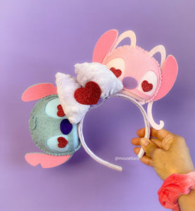 Angel Stitch  | Mouse Ears