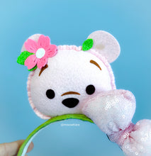 Load image into Gallery viewer, Pink Sakura Bear | Mouse Ears