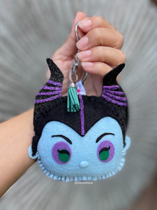 Villains Evil Fairy | Mouse Keychain