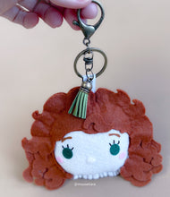 Load image into Gallery viewer, Bravest Redhead | Keychain