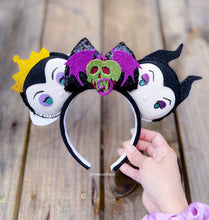 Load image into Gallery viewer, Villains Dark Fairy Evil Queen  |  Mouse Ears