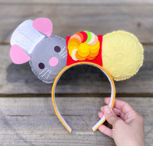 Ratatouille Swiss Cheese |  Mouse Ears