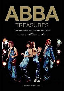 ABBA Treasures A Celebration of the Ultimate Pop Group