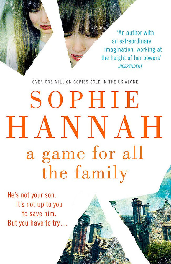 A Game For All The Family; Sophie Hannah
