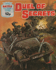 Battle Picture Library No. 1193: Duel of Secrets May 15, 1978