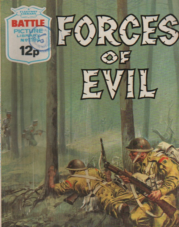 Battle Picture Library No. 1194 Forces of Evil