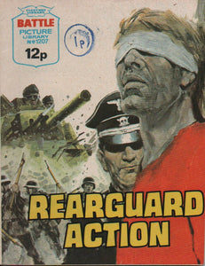 Battle Picture Library No. 1207 Rearguard Action