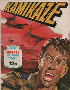 Battle Picture Library No. 1222 Kamikaze